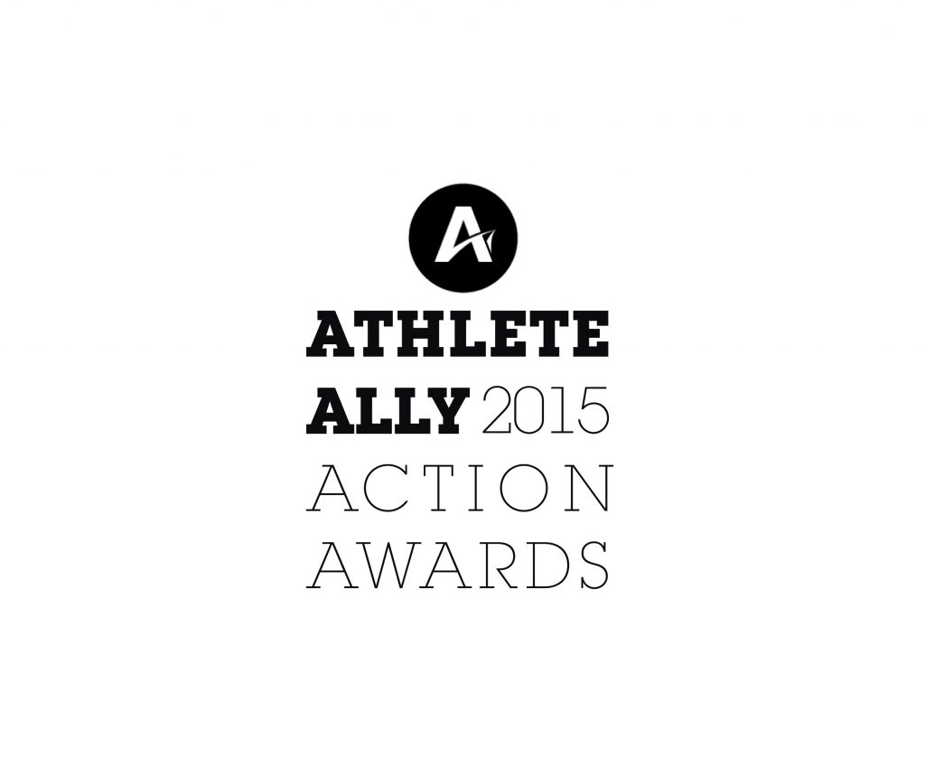 Graphic Design and Branding: Athlete Ally