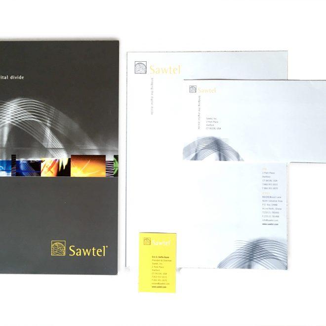 Sawtel-Branding
